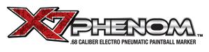 Tippmann X7 Phenom New Paintball Gun Release